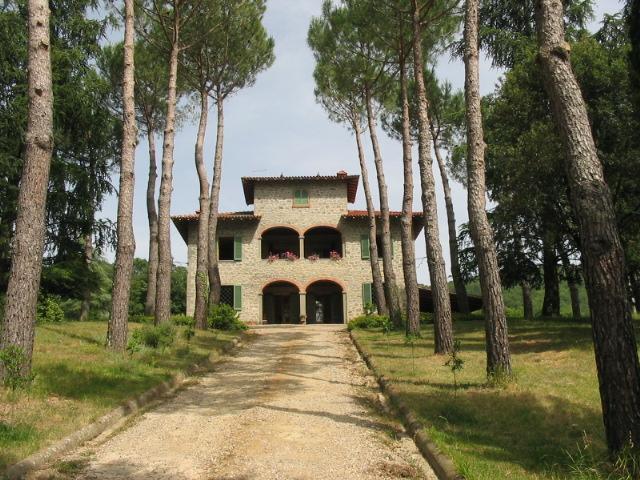 Large Villa with Pool Near Arezzo - Villa Sasso - Image 1 - Subbiano - rentals