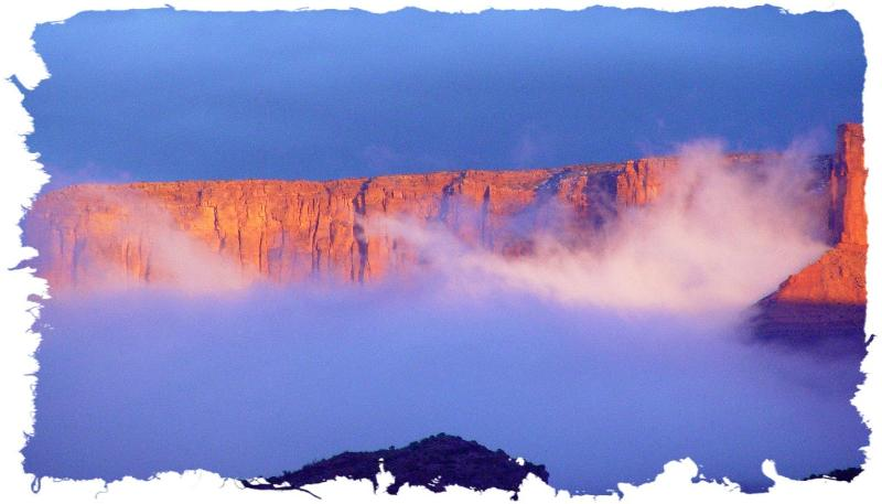 Enjoy the cliff views - Blue Coyote Hideaway - Moab - rentals