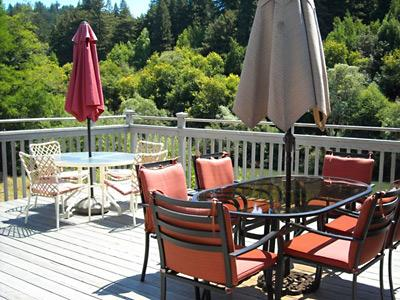 Idle Hours, Riverfront Sonoma County Vacation Rental - Idle Hours - Guerneville - rentals