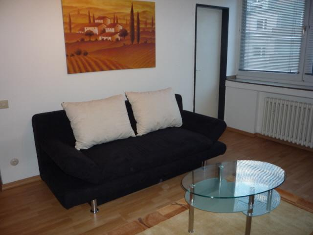 Elegant apartment in the heart of Duesseldorf - Image 1 - Düsseldorf - rentals