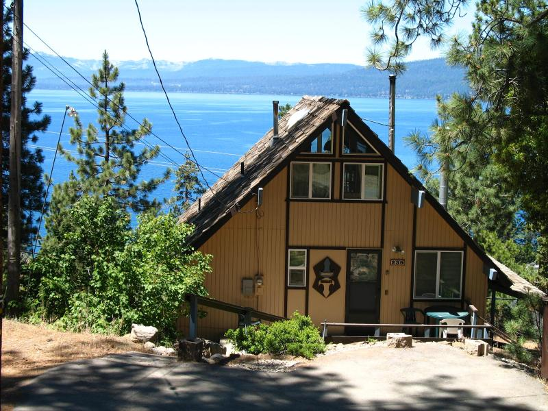 Sunset Chalet overlooking Lake Tahoe - Lake Tahoe's  *Sunset Chalet* -  Views  !!! - Kings Beach - rentals