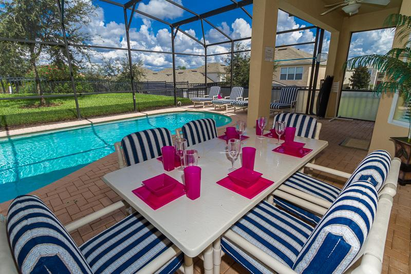 DISNEY, 5* - THIS IS A HOME FOR THE GUEST WHO SEEKS THE VERY BEST! - Windsor Castle Villa - Orlando - rentals