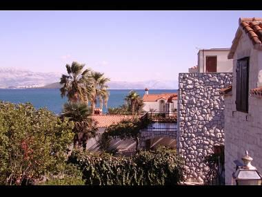 A2(4): terrace view - 2930  A2(4) - Arbanija - Arbanija - rentals