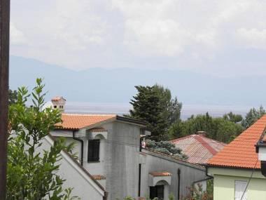 A VELIKI (2+2): terrace view - 2928  A VELIKI (2+2) - Malinska - Malinska - rentals