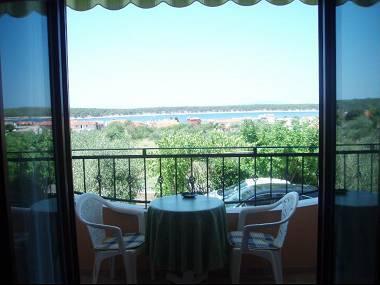 A1(2+2): balcony - 2936 A1(2+2) - Barbat - Barbat - rentals