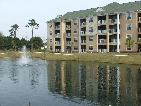 Sheraton Broadway Plantation 2 Bedroom with Terrac - Image 1 - Myrtle Beach - rentals