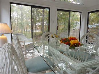 Property 100566 - LOVELY POND VIEW with PRIVACY and CENTRAL AIR !! 100566 - West Yarmouth - rentals