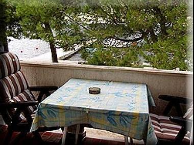 A1(2): terrace - 2946 A1(2) - Supetarska Draga - Supetarska Draga - rentals