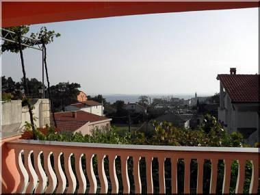 A2(3): terrace view - 2942 A2(3) - Banjol - Banjol - rentals