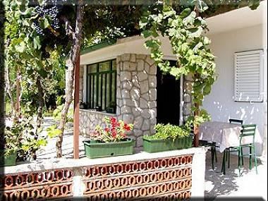 A1(4+1): terrace - 2940 A1(4+1) - Kampor - Kampor - rentals