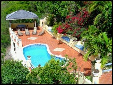 Arca Villa at Falmouth Harbour, Antigua - Garden View, Pool, Trade Winds - Image 1 - Antigua and Barbuda - rentals