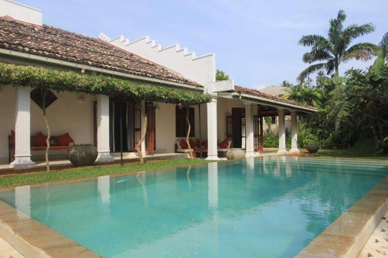Pool - Shalini Villa - Unawatuna - rentals