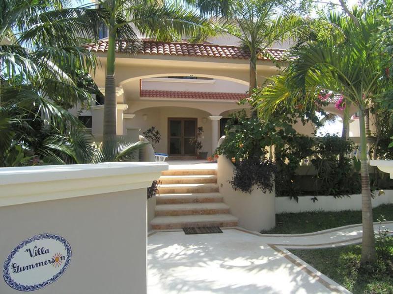 Villa Gummerson - Image 1 - Tulum - rentals