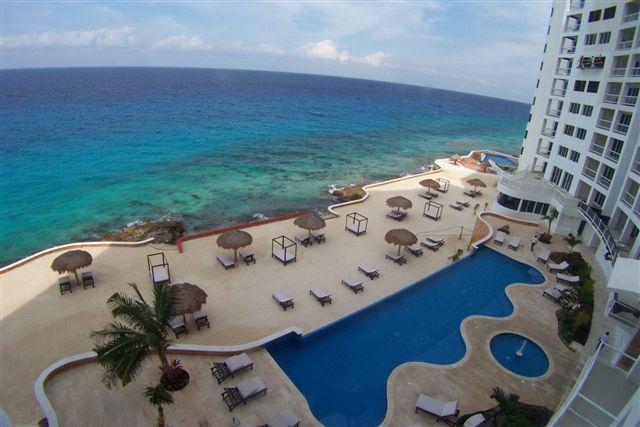 Peninsula Grand Cozumel Luxury Condos - AGUA DULCE B4- 3BR/4Ba Oceanfront, Food Service - Cozumel - rentals
