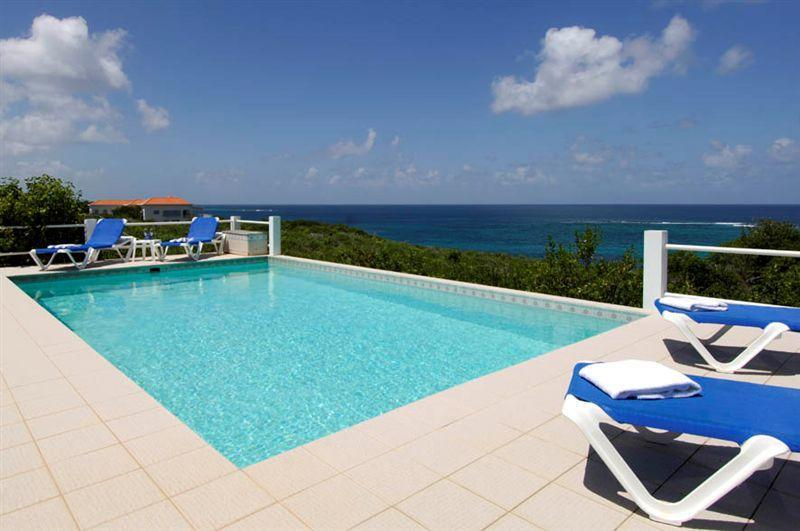 JEMS is a beautifully situated villa with sweeping ocean views - Villa JEMS- Anguilla's Best View - Island Harbour - rentals