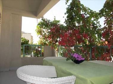 A2Gornji(2+2): terrace - 2911 A2Gornji(2+2) - Makarska - Makarska - rentals