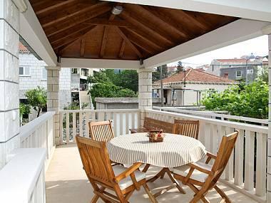 A1(4+2): terrace - 2955  A1(4+2) - Dubrovnik - Dubrovnik - rentals