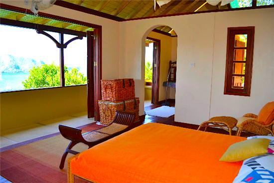 Villa Barbara Apartment, Sleeps 2 - Bequia - Villa Barbara Apartment, Sleeps 2 - Bequia - Bequia - rentals