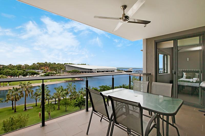 1 Bedroom Waterfront Apartment +Views views views! - Image 1 - Darwin - rentals