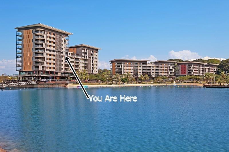 1 Bedroom Waterfront: 19 Kitchener Drive - Darwin Holiday Apartments - Darwin - rentals