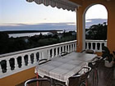 A2(2+2): terrace - 2962 A2(2+2) - Barbat - Barbat - rentals