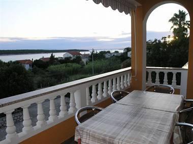 A3(2+2): balcony - 2962 A3(2+2) - Barbat - Barbat - rentals