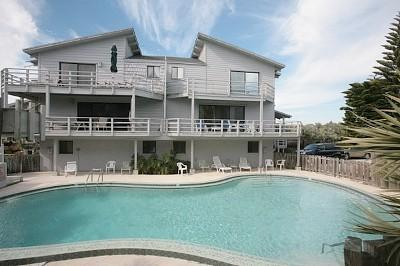 Sandcastle Paradise - Sandcastle Paradise: a lovely ocean view townhome - New Smyrna Beach - rentals