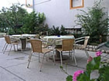 A5(2+2): terrace - 2963 A5(2+2) - Barbat - Barbat - rentals