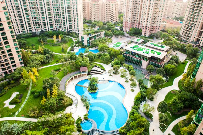 Complex - Aquaspace Serviced Apartment (Pudong, Shanghai) - Shanghai - rentals