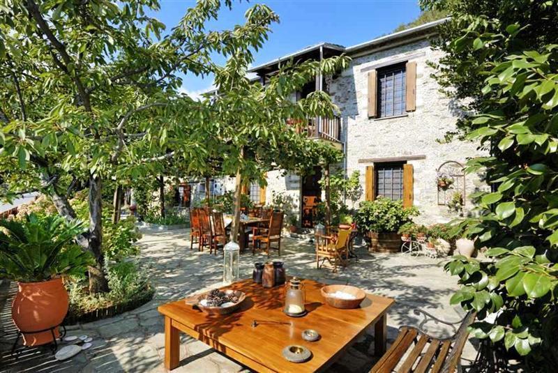 Pileas Exterior - Exclusive Holiday Villa in the Heart of Pelion - Tsagarada - rentals