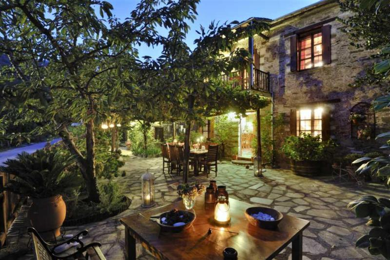 Pileas by night - Exclusive Holiday Villa in the Heart of Pelion - Tsagarada - rentals