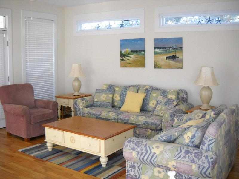 "Large Family Room With Queen Sleep Sofa for Extra Company! - ""Decked Out"" Seagrove Beach, FL - Seagrove Beach - rentals"