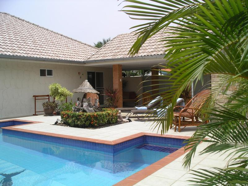 2 Bedroom private pool villa. Fully air-conditioned. Free WIFI. - Image 1 - Hua Hin - rentals