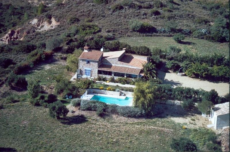 Overview - Les Montels - Roujan - rentals