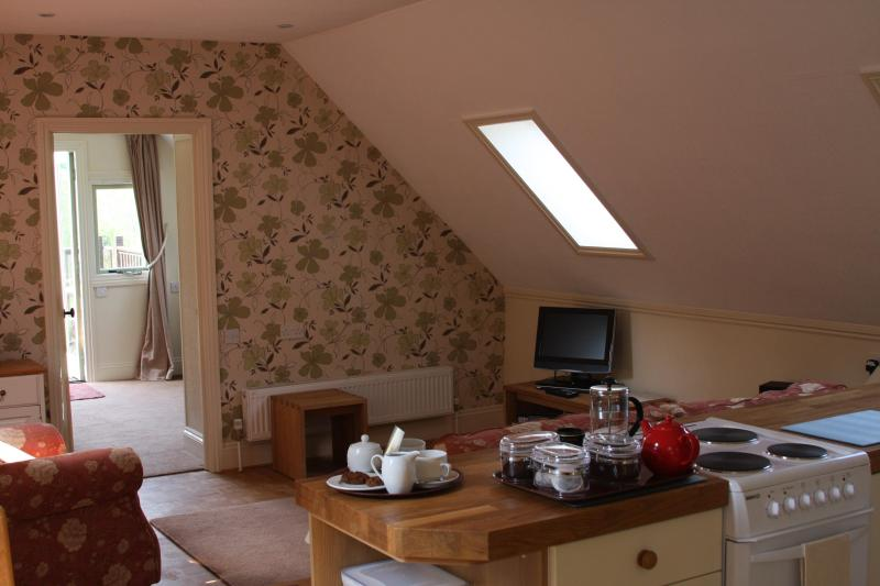 The Ferndale Flat - The Ferndale Holiday Flat - Much Wenlock - rentals