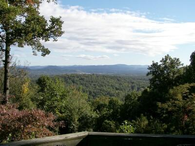 VIEW Chalet with year-round panoramic 50 mile views!  Sleeps up to 13 guests in luxury! - 50 Mile VIEWS!!! Hot Tub, Massage Chair, Kings, FP - Asheville - rentals