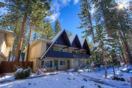 Condo in Perfect Location on South Shore ~ RA734 - Image 1 - South Lake Tahoe - rentals