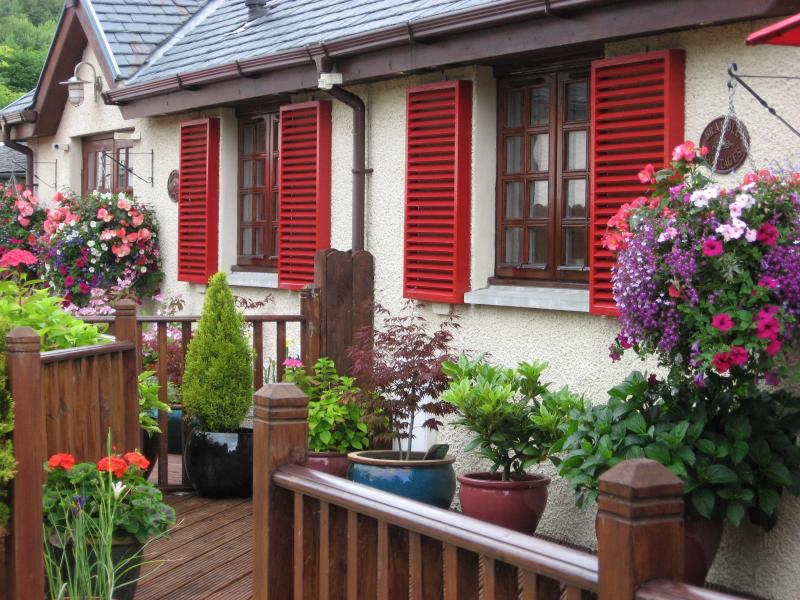 Summer in Luss - Loch Lomond Haven (Heather & Bramble) - Luss - rentals