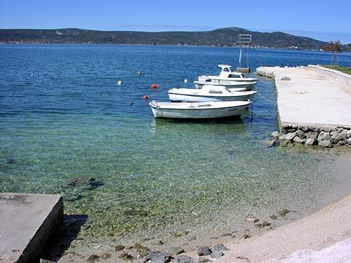 Beach - Apartment Darija A2(2+1), seaview, 50m from sea - Sveti Petar - rentals