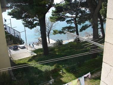 A(5): view - 2974  A(5) - Omis - Central Dalmatia - rentals