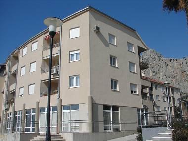 house - 2972  A1(2+2) - Omis - Central Dalmatia - rentals