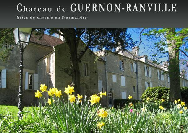 Chateau de GUERNON-RANVILLE - LUXURY APARTMENTS WITH SWIMMING POOL & TENNIS - Ranville - rentals