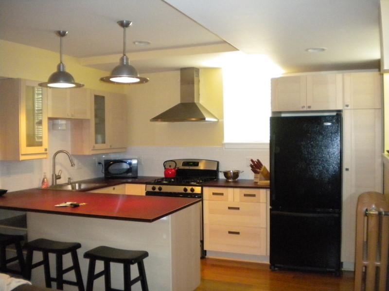 Kitchen - Contempory Urban Condo - Minneapolis - rentals