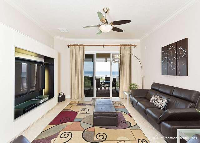 Cinnamon Beach 454 comfortably sleeps six people! - 454 Cinnamon Beach, 5th Floor Luxury, HDTV, Wifi, Ocean Views - Palm Coast - rentals