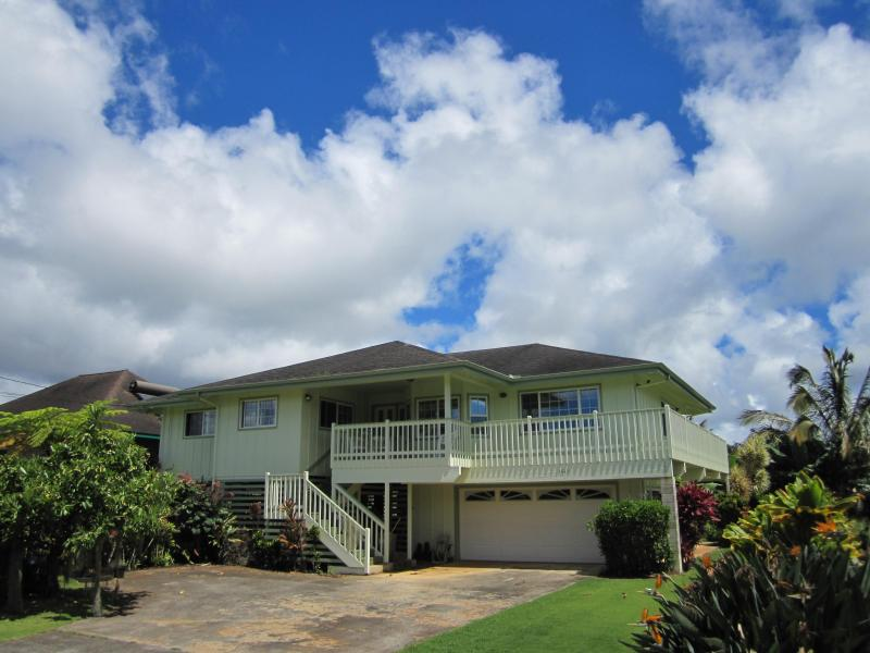 Home Front view - 3br/3bth Spacious Home 7 Minutes from Poipu Beach - Lawai - rentals