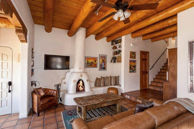Rio Grande True Santa Fe Style at its Best - Image 1 - Santa Fe - rentals