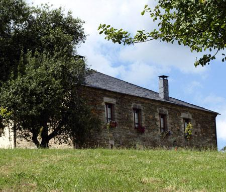 View - Rural Cottage Casa da Bastida - Lugo - rentals