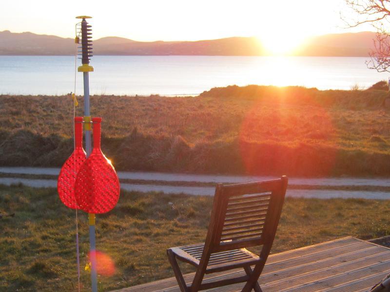Sunset - 3 bedroom beach house in Donegal, Ireland sea view - Buncrana - rentals