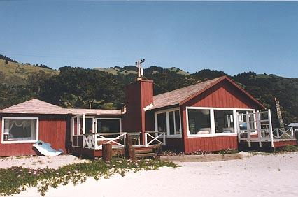 The Red House on the Beach - Image 1 - Stinson Beach - rentals