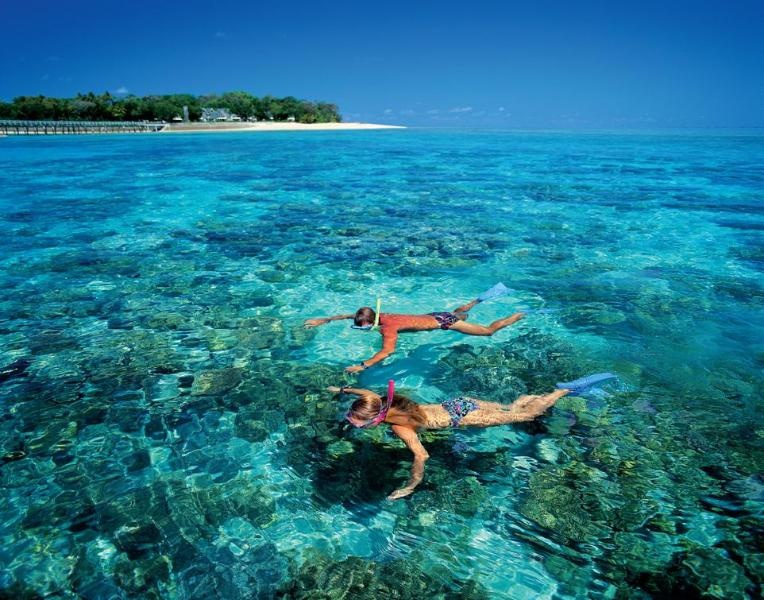 Snorkel The Great Barrier Reef Off Green Island - Stunning 1 Brm or 2 Brm Courtyard Apartments! - Palm Cove - rentals